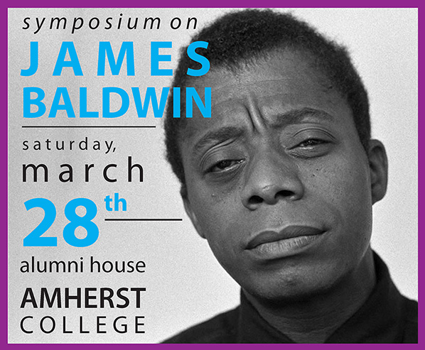 james baldwin symposium at amherst college